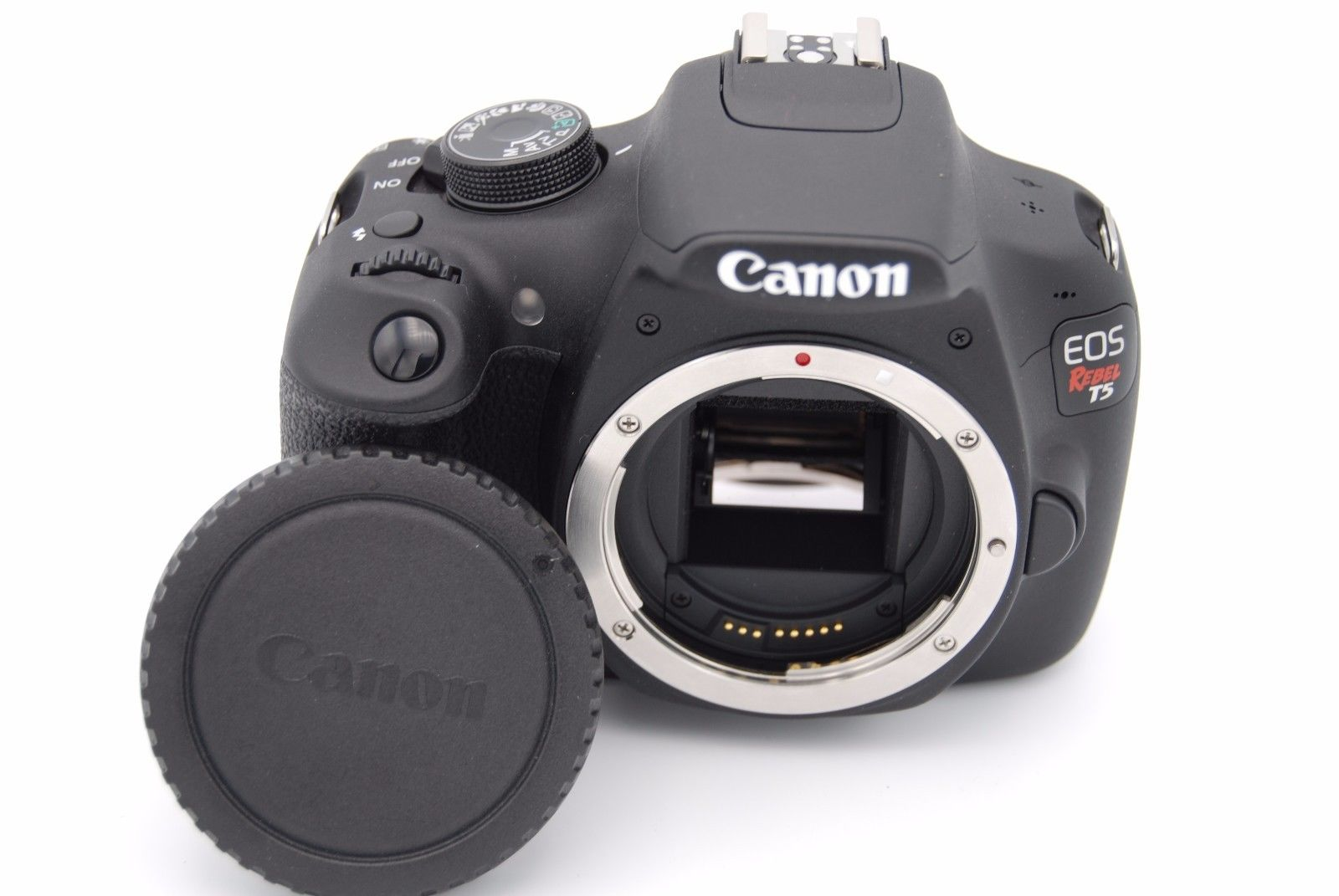 Details About Canon Eos 1200d Rebel T5 Kiss X70 18 0mp Digital Camera Shutter Count 320