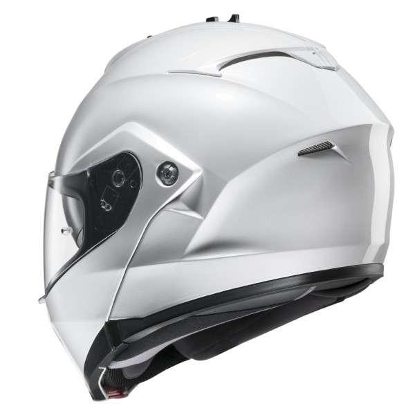 014cf109206cb HJC IS-MAX 2   II Front Flip Up Visiera Motorbik casco del motociclo -  Bianco