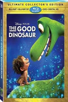 İyi Bir Dinozor - 2015 3D BluRay 1080p Half-SBS DuaL MKV indir