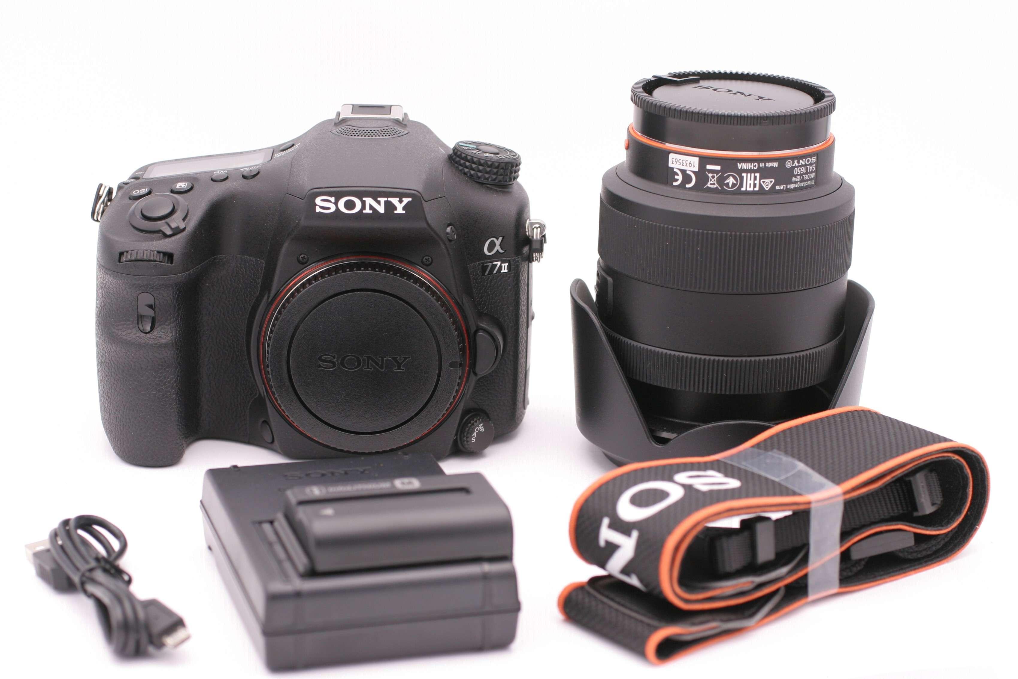 sony alpha a77 ii 24 3mp digital slr camera black kit w 16 50mm rh ebay com sony alpha 77 user manual sony a77ii user manual
