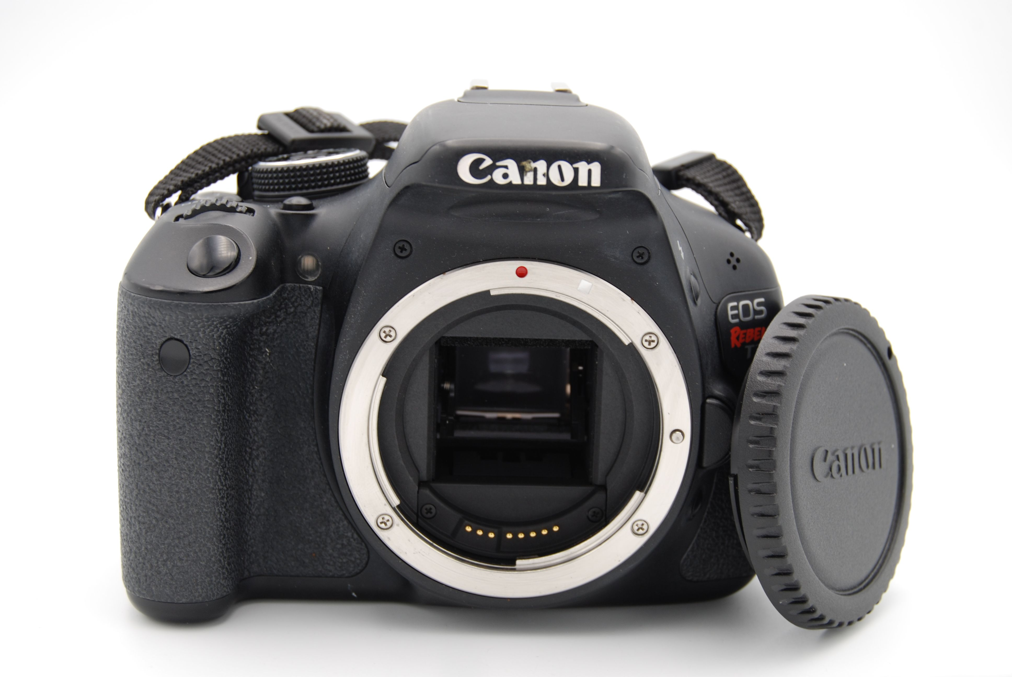Details about Canon EOS Rebel T3i / EOS 600D 18 0MP Digital SLR Camera -  Black (Body Only)