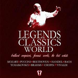 Legends Classics World - 2017 Mp3 indir