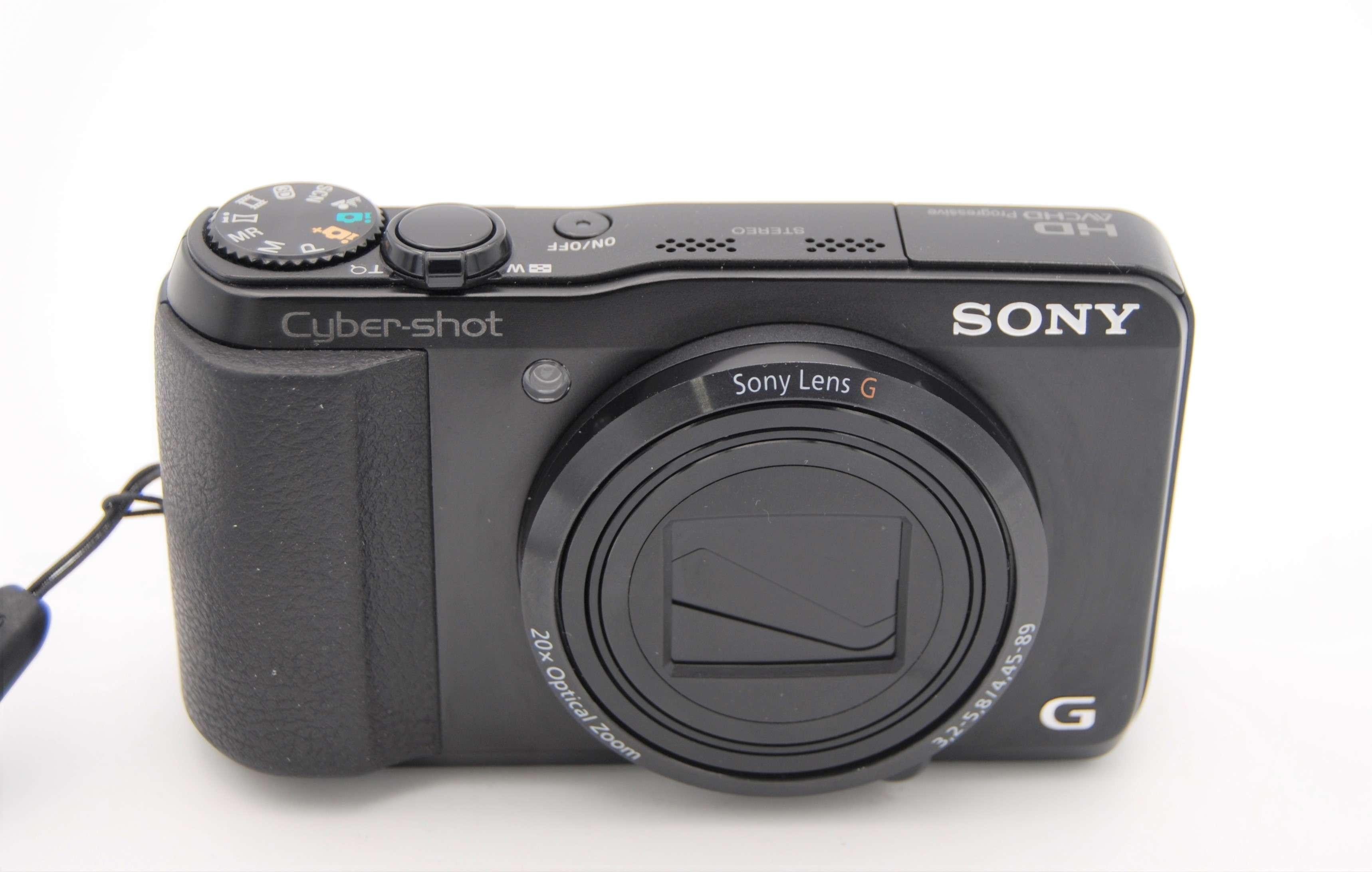 sony cyber shot dsc hx30v 18 2 mp digital camera w accessories rh ebay com au Sony DSC HX30V Manual Firmware Sony DSC HX30V