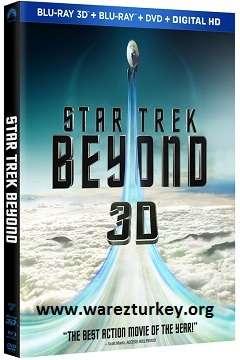 Star Trek Sonsuzluk - 2016 3D BluRay m1080p Half-SBS Türkçe Dublaj MKV indir