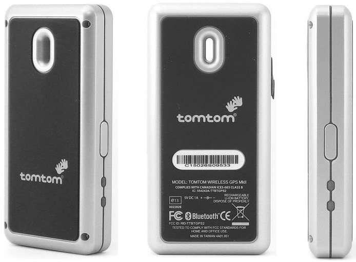 TomTom MKii Wireless Bluetooth GPS Receiver For Apple iPad 1 2 3 4 Air Mini WiFi   eBay