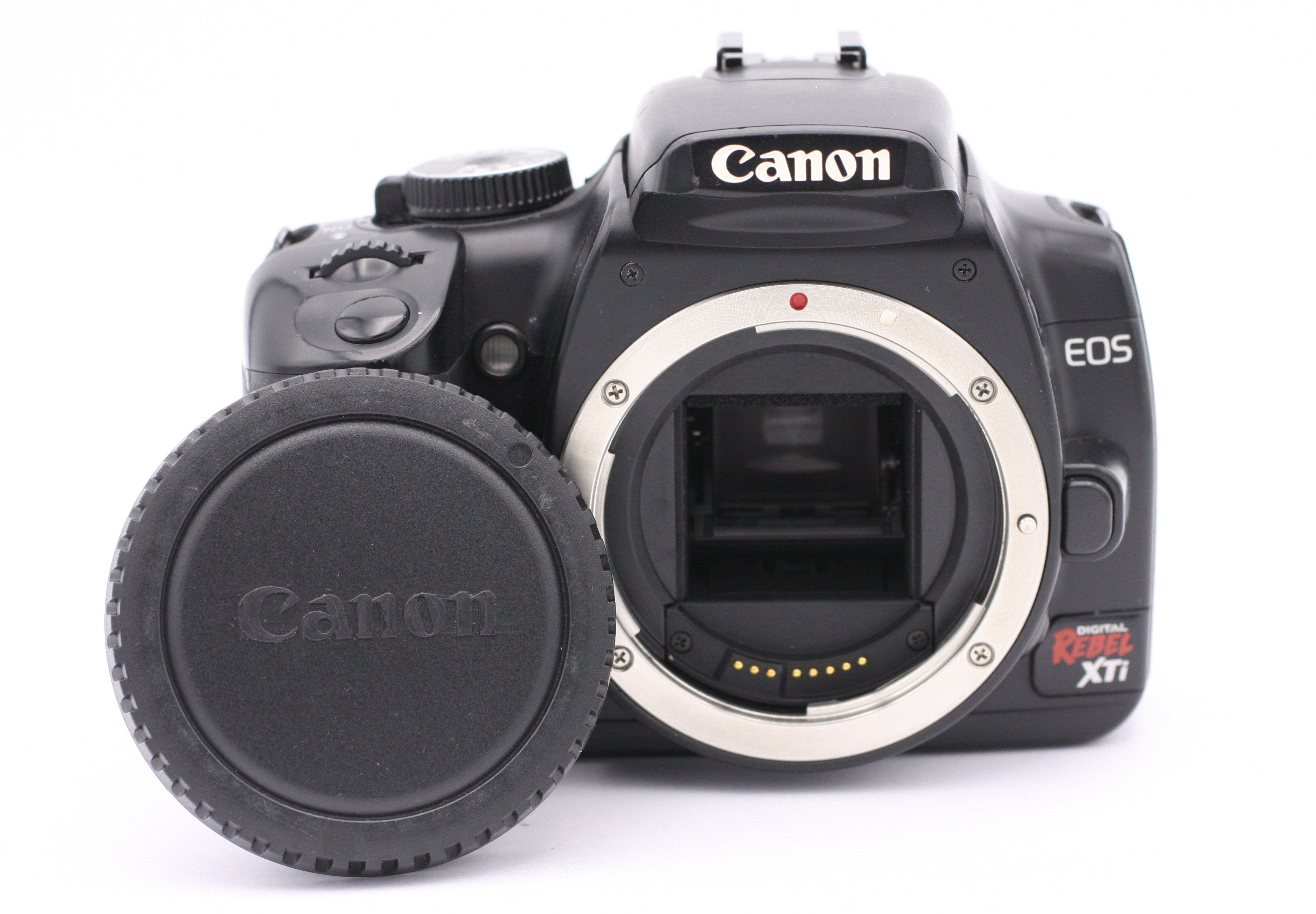 Details about Canon EOS Digital Rebel XTi / EOS 400D 10 1 MP Digital SLR  Camera - (Body Only)