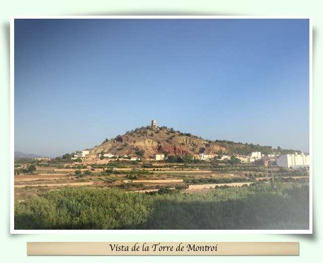 Vista de la Torre de Montroi