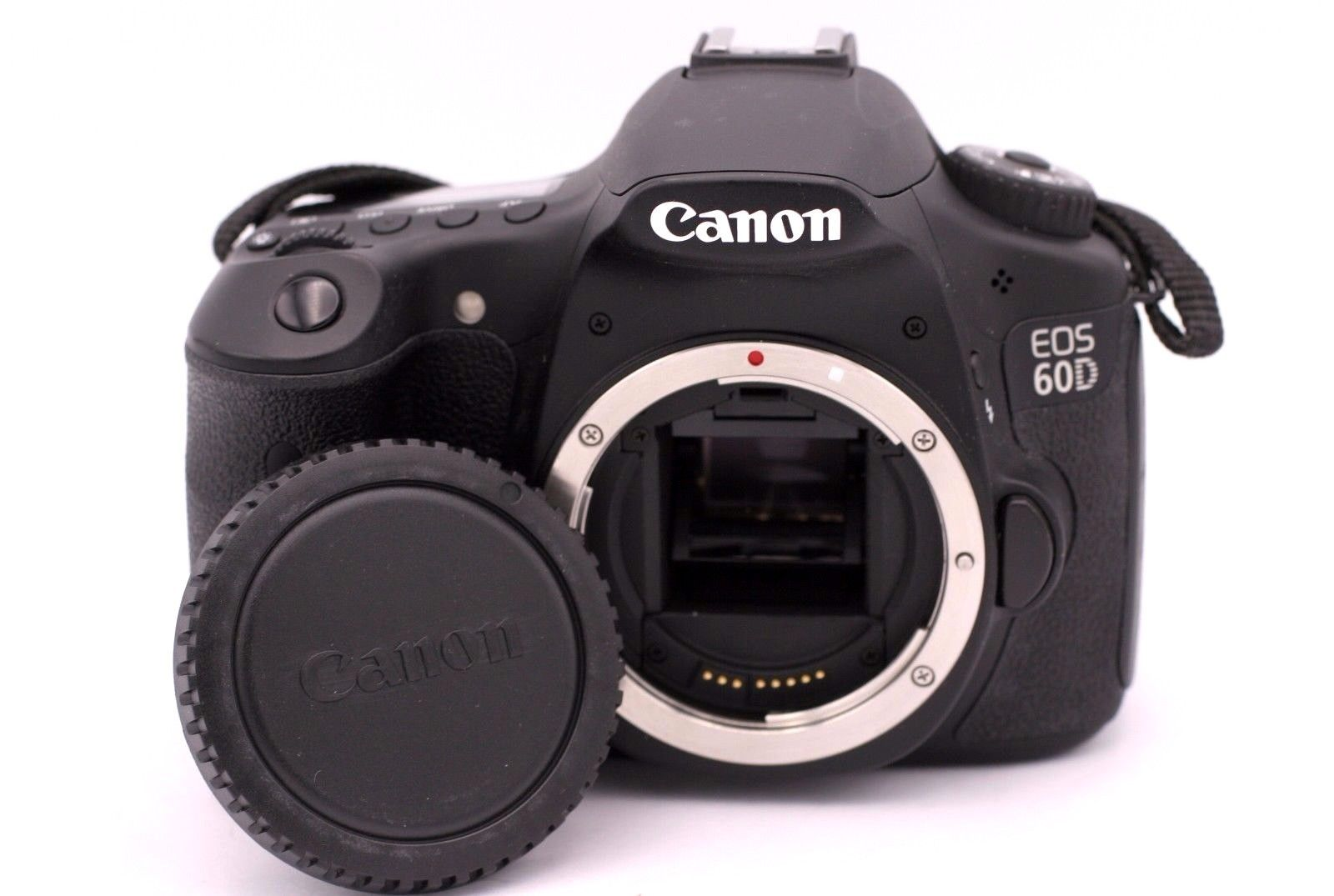 how to find shutter count on canon 60d