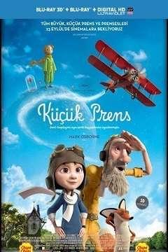 Küçük Prens - 2015 3D BluRay 1080p Half-SBS DuaL MKV indir