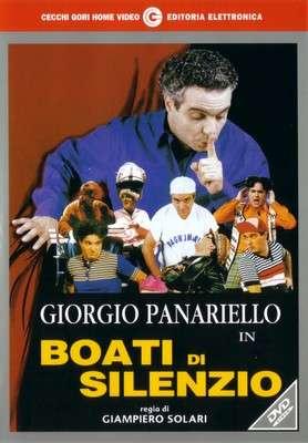 Giorgio Panariello - Boati di silenzio (1998) DVD5 Copia 1:1 ITA