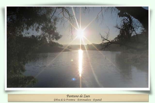 Pantano de Zaos