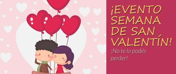 Imagen de la noticia San Valentin ha llegado a Argentina MU!