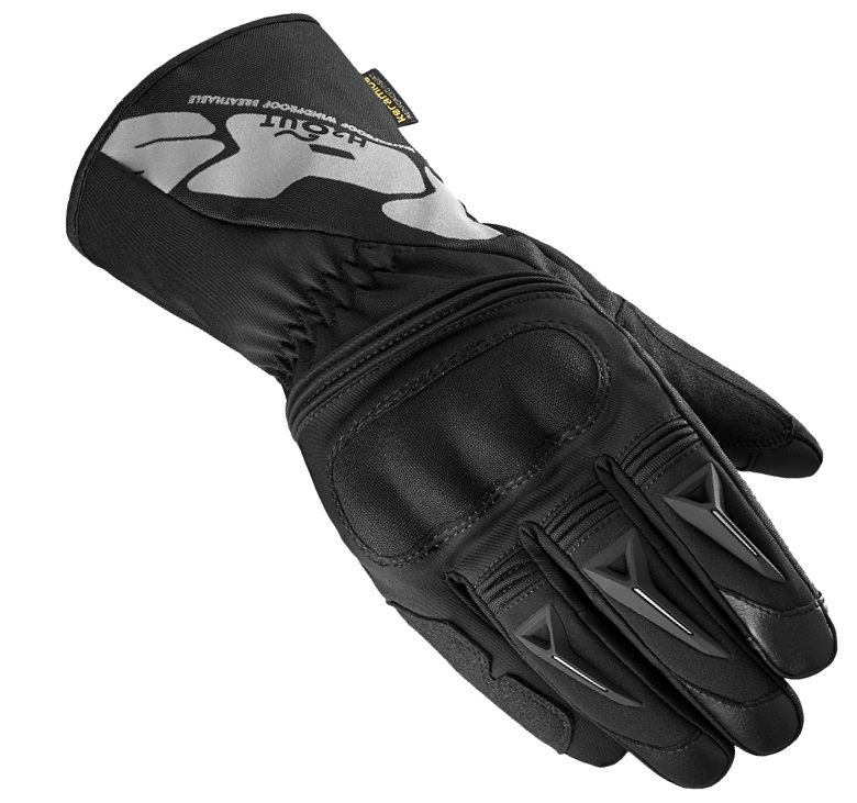 Alpinestars Vega Drystar Waterproof Leather Motorcycle Gloves BlackAll Sizes