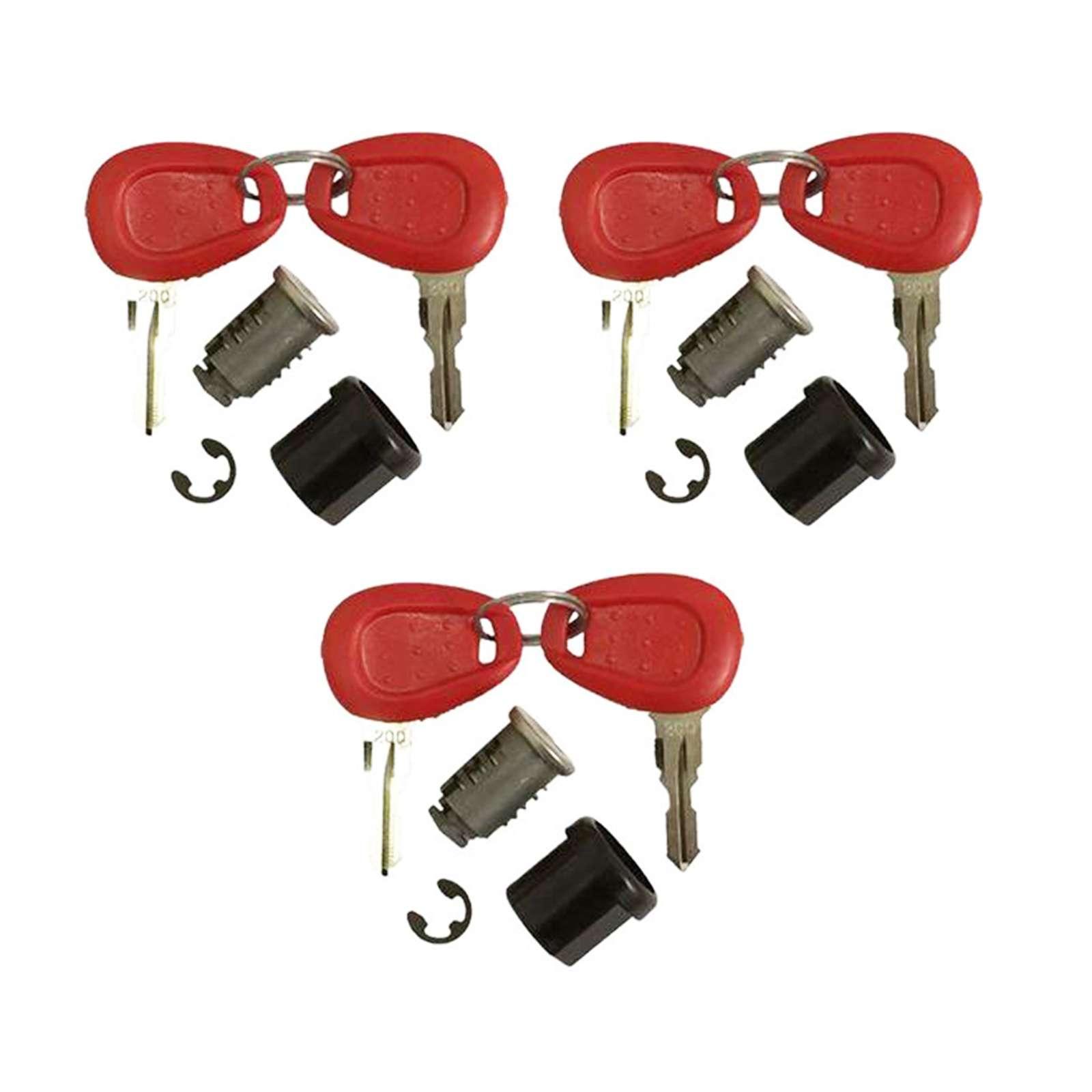 GIVI Z228 Lock Set 40 Black
