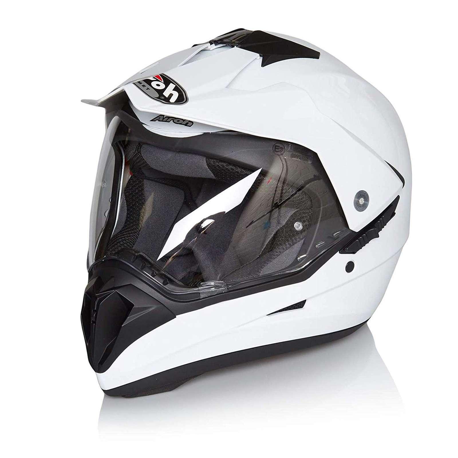 Airoh Twist Replacement//Spare MX Helmet Peak Color White