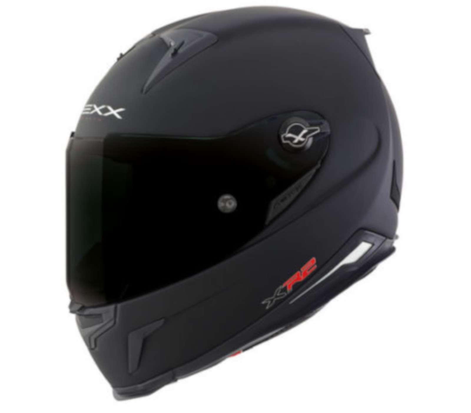 Nexx SX10 Matte Black Helmet