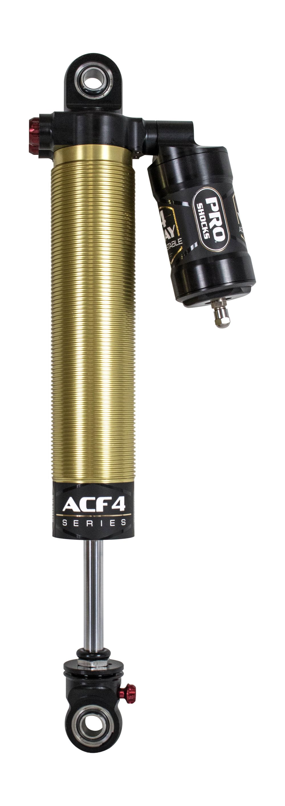 Series 4-way Adjustable Threaded Shock - Call PRO Shocks for your custom built shock!