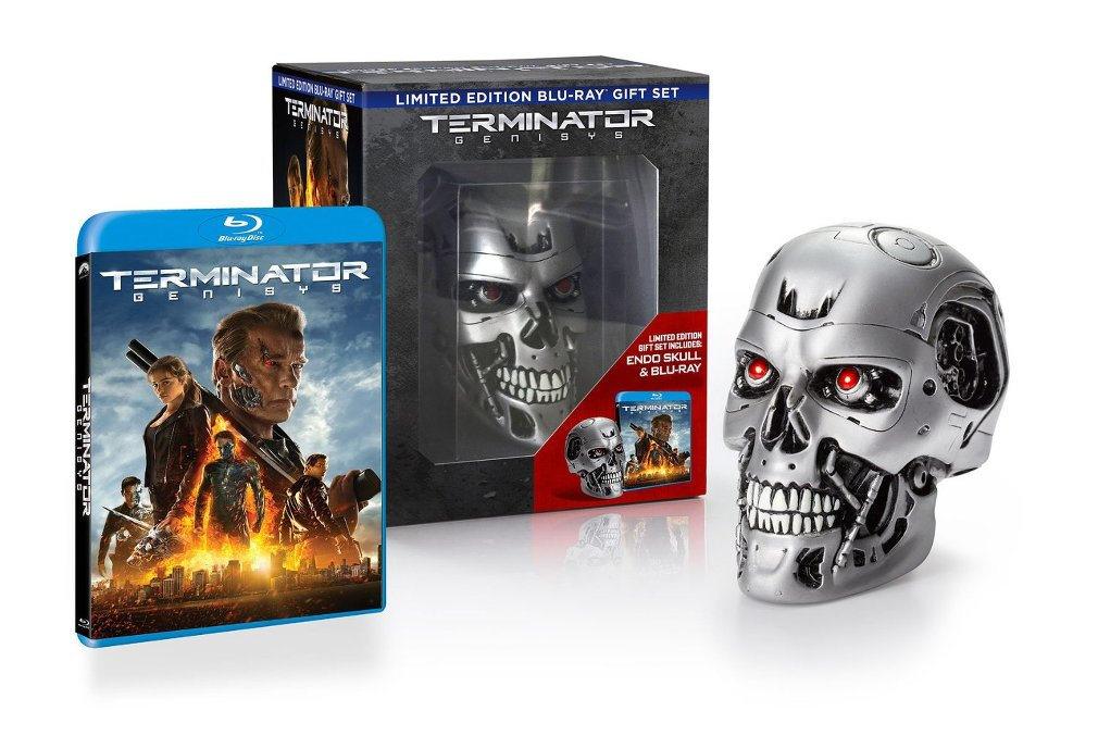 terminator genisys limited edition