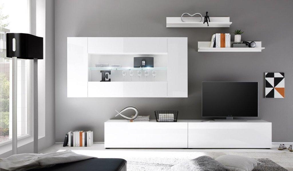 Colori Parete Soggiorno Moderno ~ Idee per il design della casa