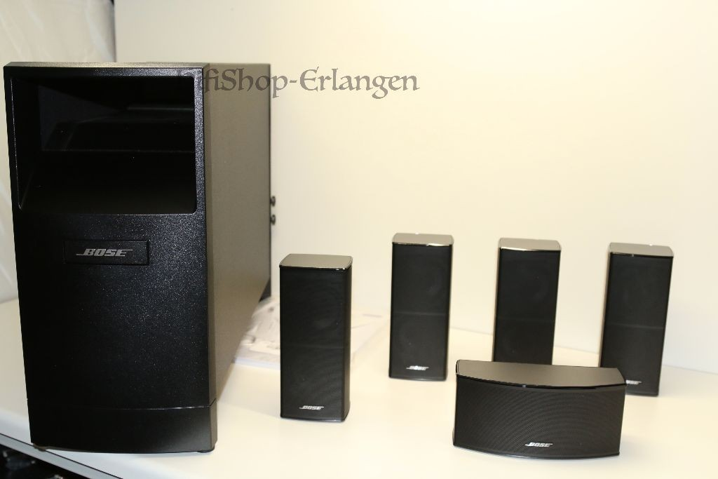 bose acoustimass 10 series v 5 1 home cinema speaker. Black Bedroom Furniture Sets. Home Design Ideas