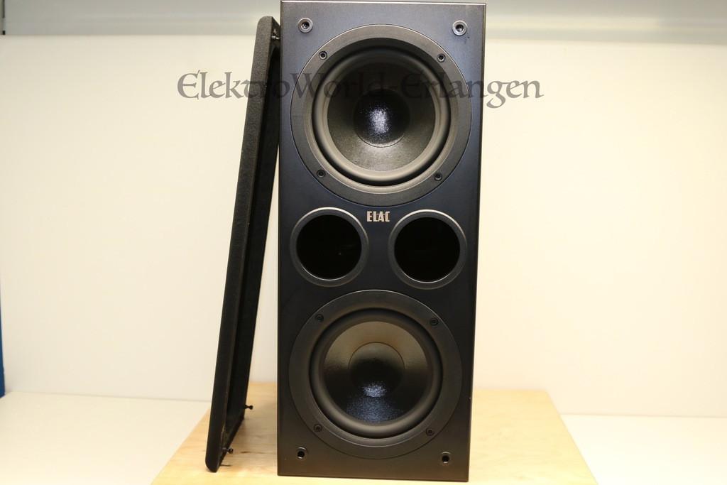 1x elac bassmodul 2 50 high end passiver subwoofer schwarz. Black Bedroom Furniture Sets. Home Design Ideas