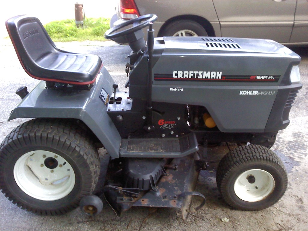 Craftsman Mower Wiring Diagram Simple Guide About Lawn Tractor Lt1000 Kohler Lt 1000 Sears Electric