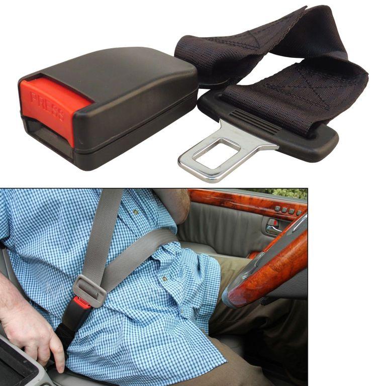 universel 36cm voiture auto ceinture de s curit extenseur extension s curit ebay. Black Bedroom Furniture Sets. Home Design Ideas