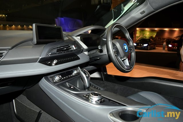 2015 Bmw I8 Launched In Malaysia Asks For Rm1 188 880 Charger