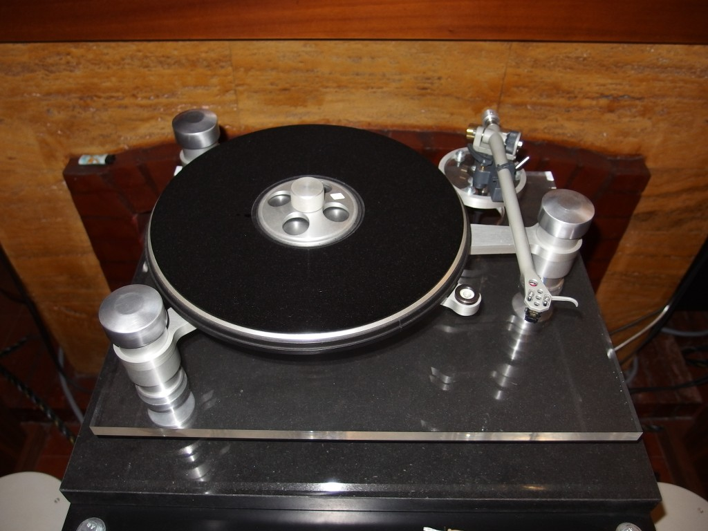 Post your turntable setup   can't get enough of those