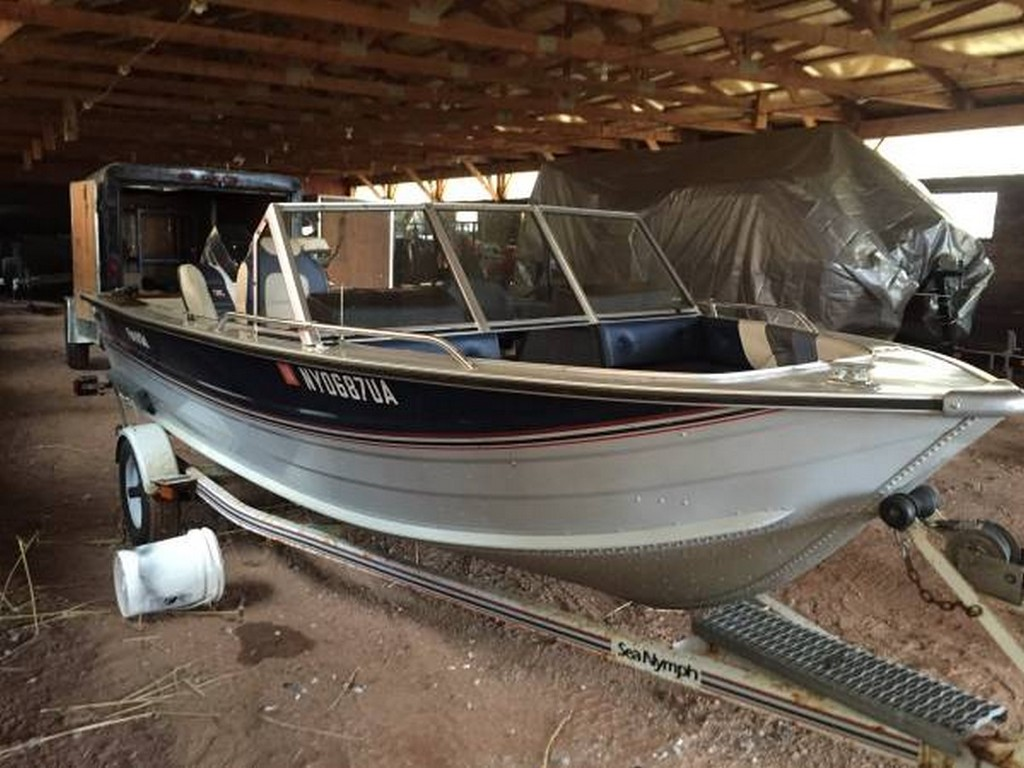 Need a owners manual for a 1989 Seanymph SS 175 Fish & Ski