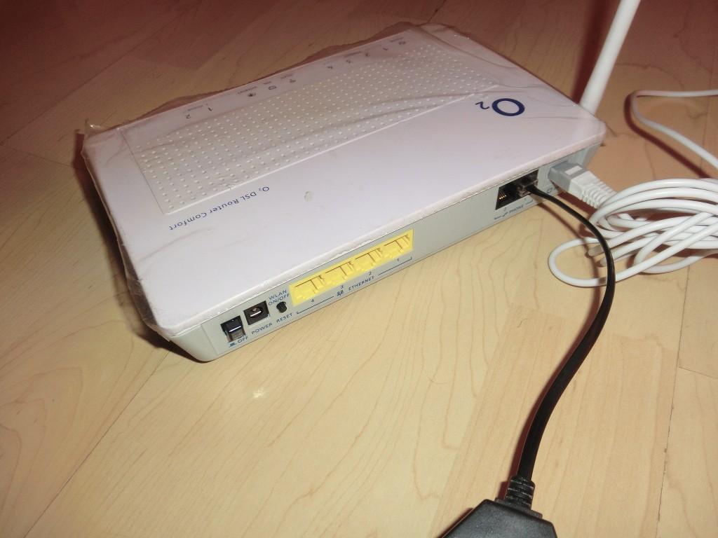 zyxel o2 dsl router comfort defekt keine dsl verbindung m glich ohne nt ebay. Black Bedroom Furniture Sets. Home Design Ideas