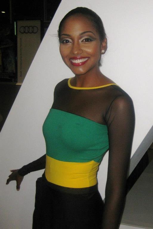 jamaican chinese girl