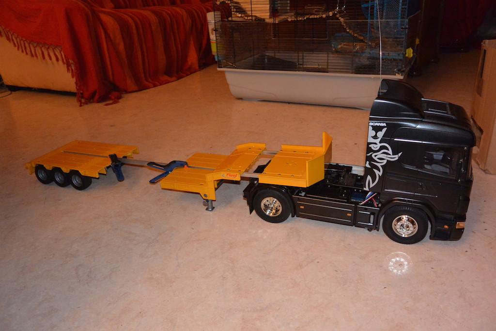 remorque rc 1 14 courroie de transport. Black Bedroom Furniture Sets. Home Design Ideas