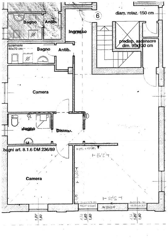 Dimensioni Cabina Armadio Ad Angolo.Misure Per Cabina Armadio