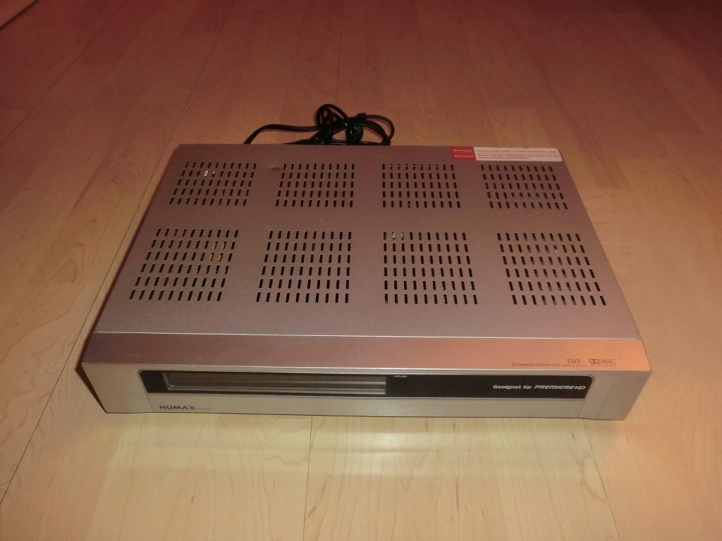 humax pr hd1000c digtialer kabel receiver netzteil defekt. Black Bedroom Furniture Sets. Home Design Ideas