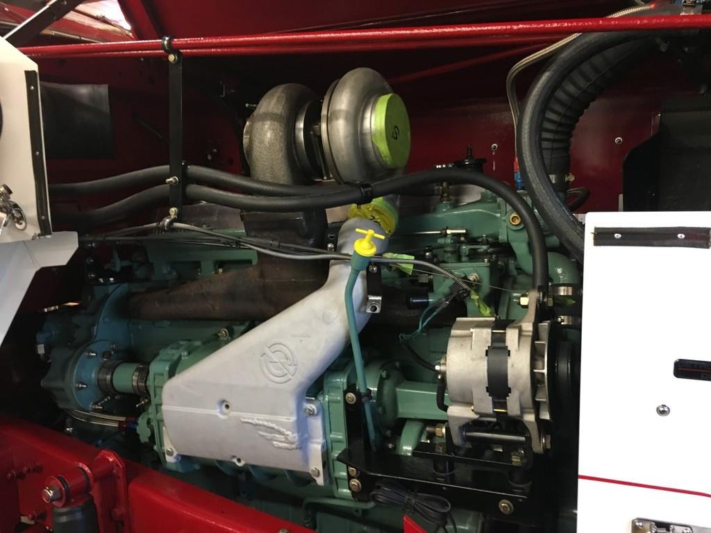 Brockway Trucks Message Board • View topic - E361T Progress