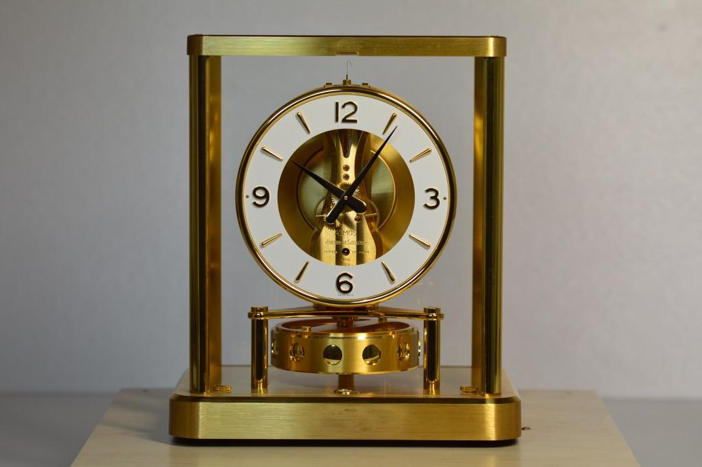 Orologio da tavolo vintage jaeger le coultre atmos calibro - Dalvey orologio da tavolo ...