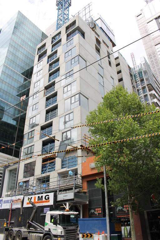 CBD | Metropolitan - 137 Bourke Street | ~60m | 19L | Residential