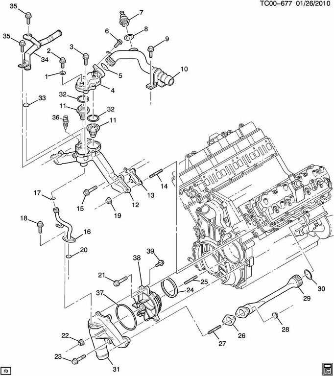 2006 chevy duramax fuel system diagram
