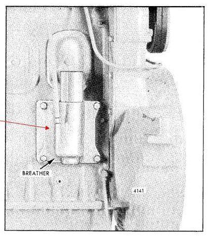 671 Detroit Diesel Crankcase Pressure
