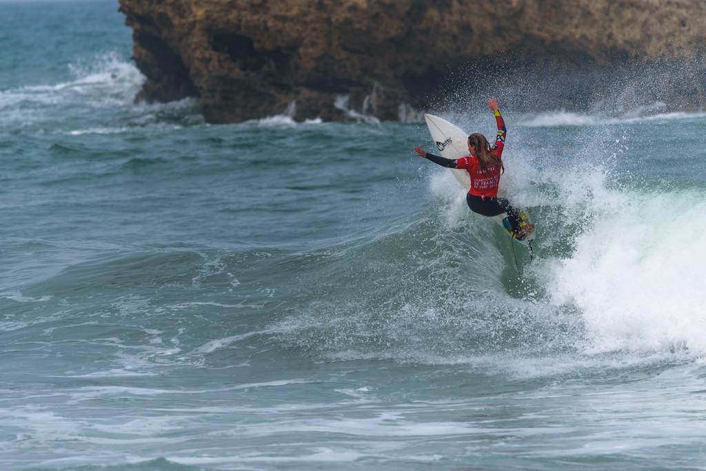 Championnat de France de surf 2015 - Biarritz Grande Plage