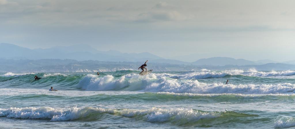 Aerial Big surf Invitational 2015