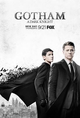 Gotham - Sezon 4 - 720p HDTV - Türkçe Altyazılı