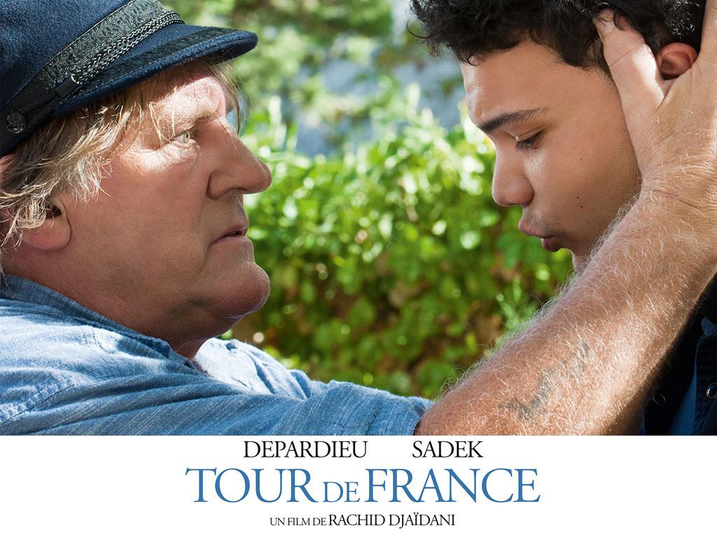 Μία Βόλτα στη Γαλλία (Tour de France) Quad Poster