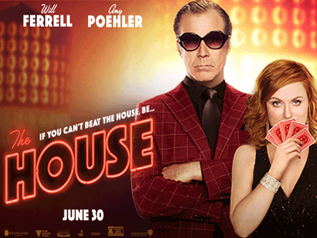 Επιχείρηση: Καζίνο (The House) Wallpaper