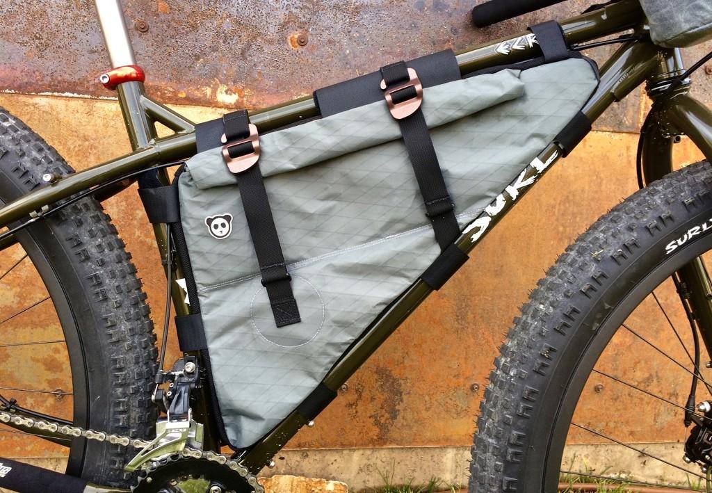 oveja negra frame bag