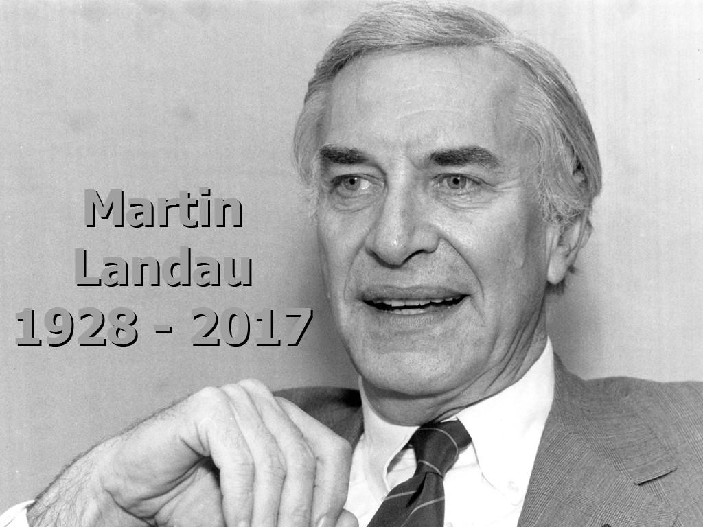 Martin Landau RIP