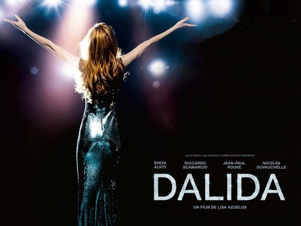 Ciao Amore...Dalida (Dalida) Quad Poster