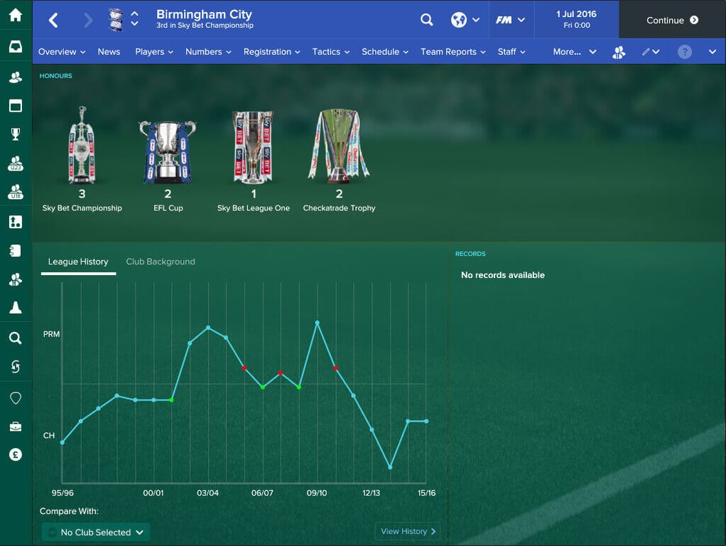 Football Manager 2017 – STEAMPUNKS