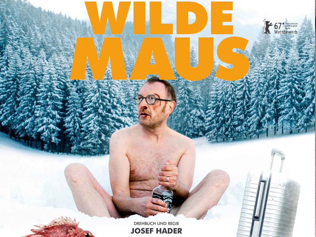 Wilde Maus (Wild Mouse) Quad Poster Πόστερ
